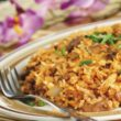 Ryż basmati Fit`s z kurczakiem i brzoskwiniami