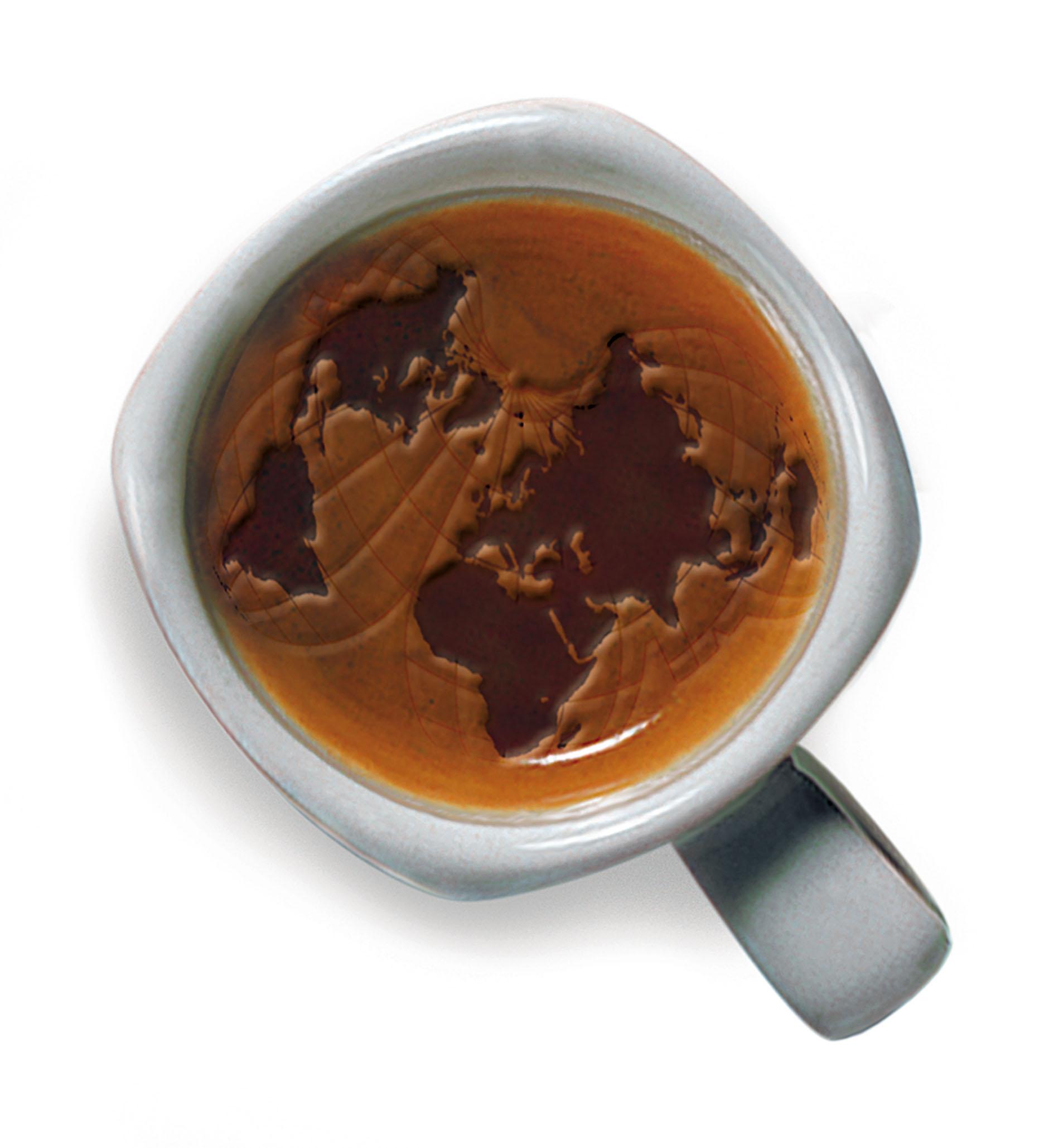 Mity na tematy czarnej kawy